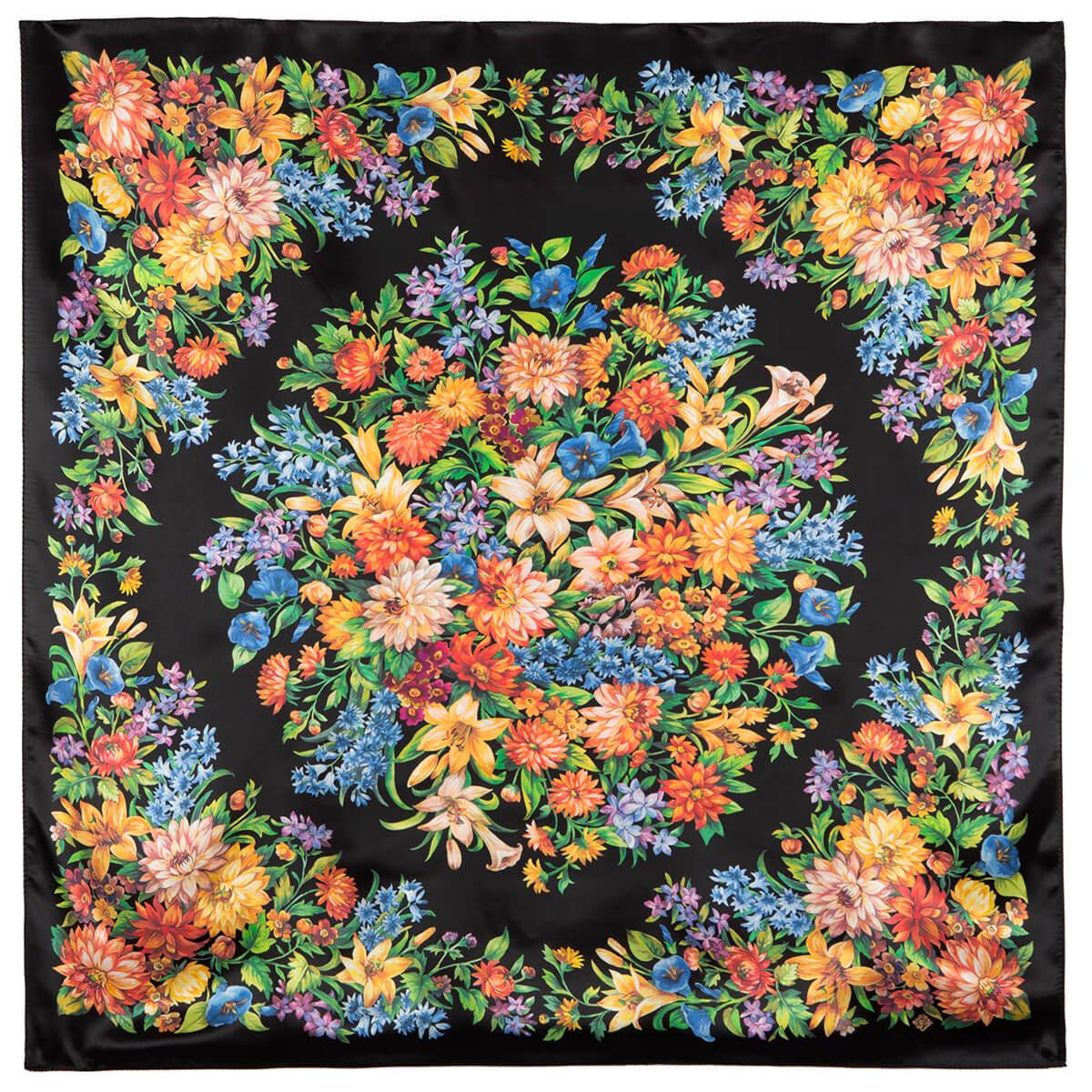 Платок «Планета Цветов» 10050-18