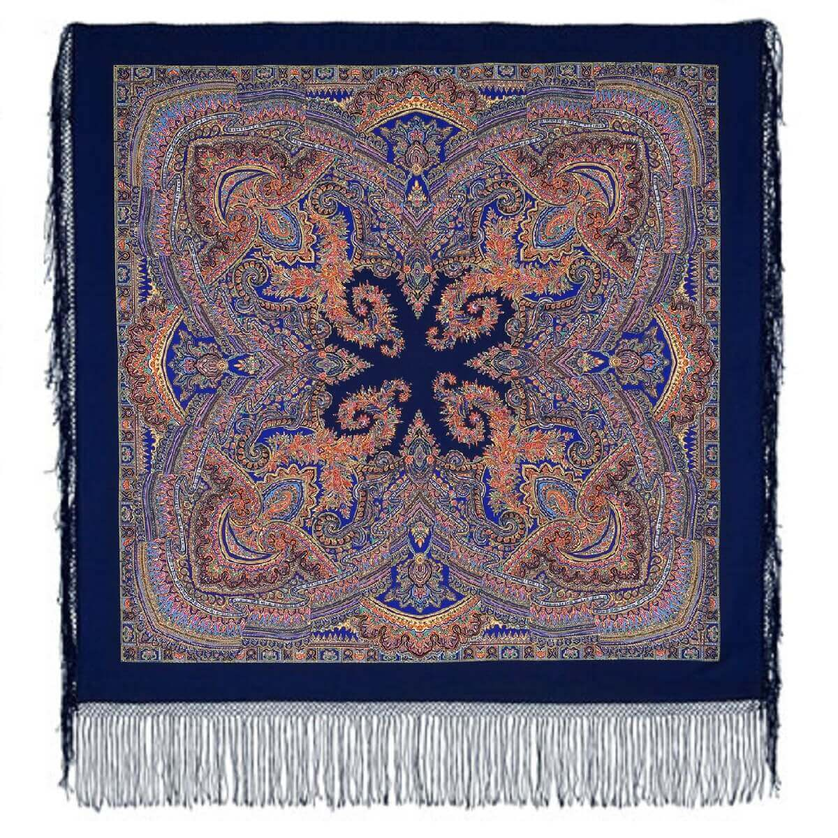Шаль «Волшебный узор» 1290-14