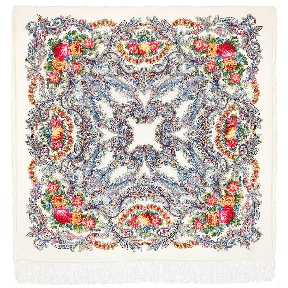 Платок «Сон бабочки» 1463-1