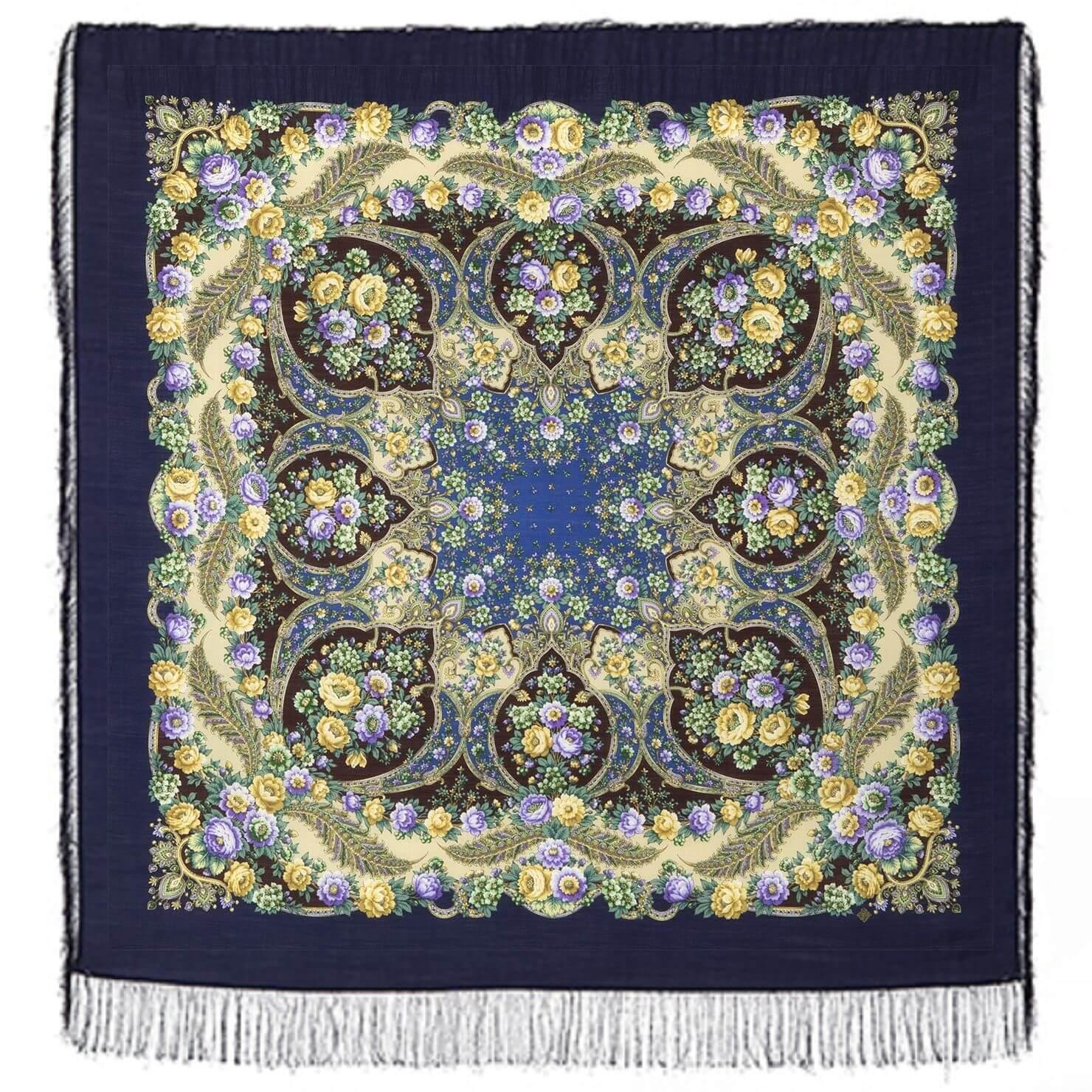 Платок «Царевна Несмеяна» 1541-14