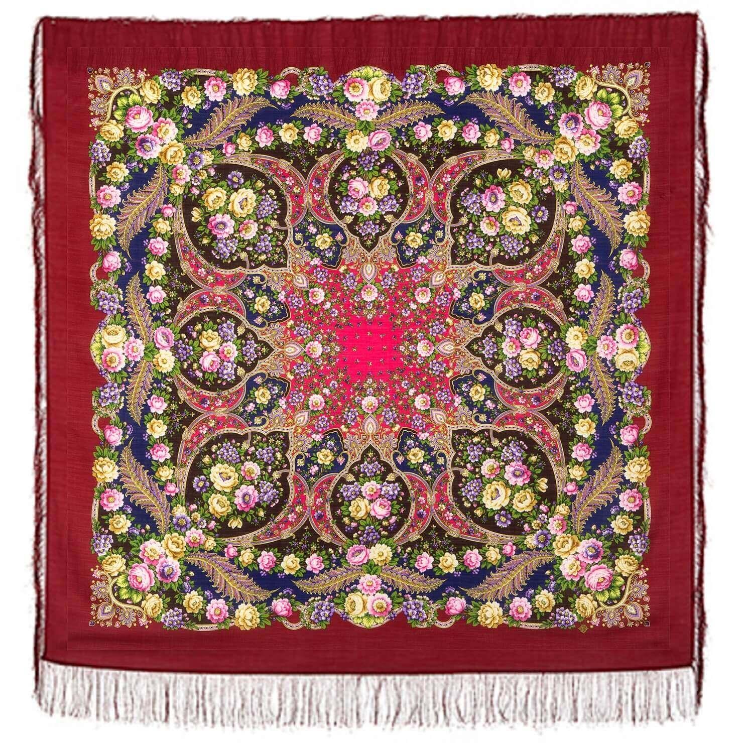 Платок «Царевна Несмеяна» 1541-6