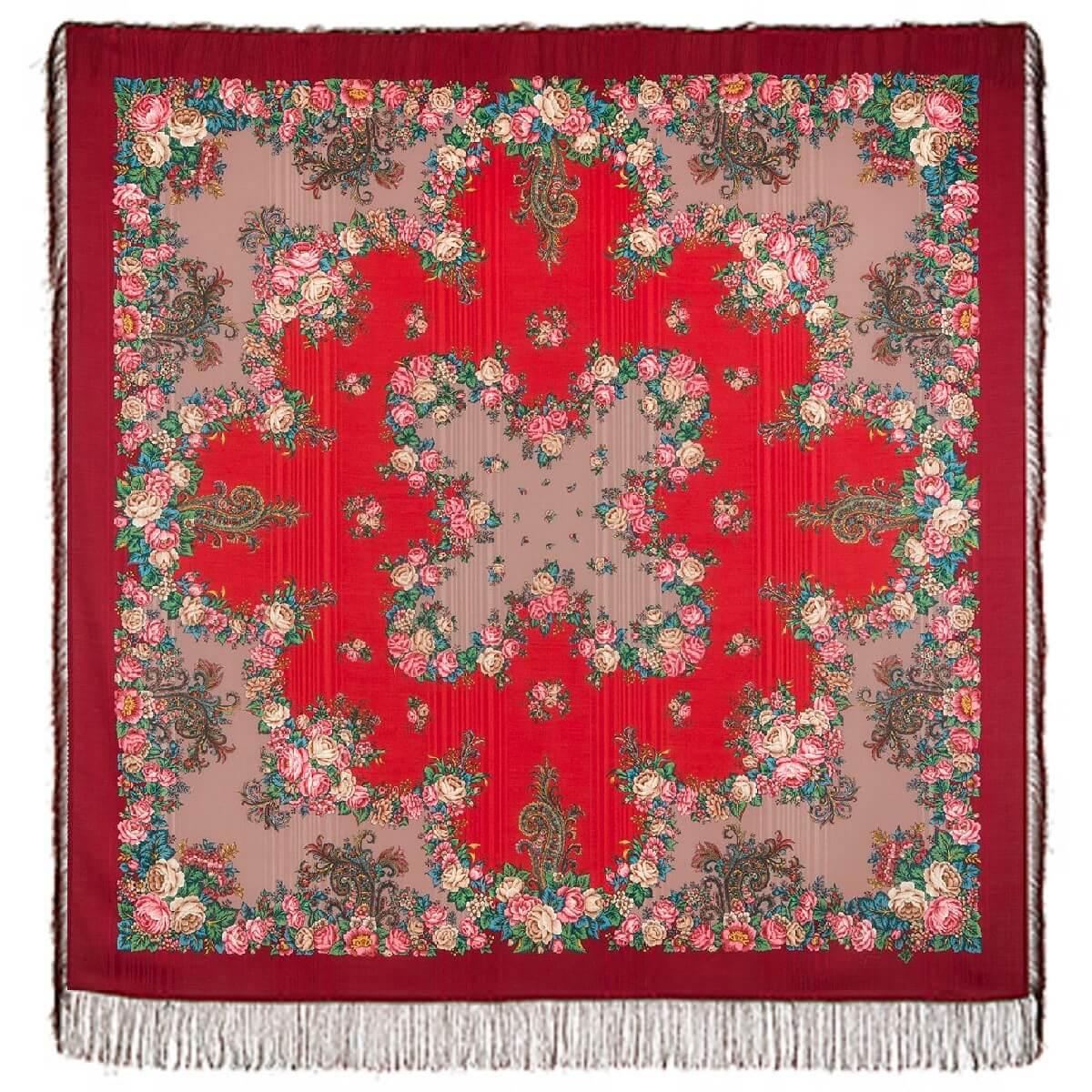 Платок «Спящая красавица» 1548-5