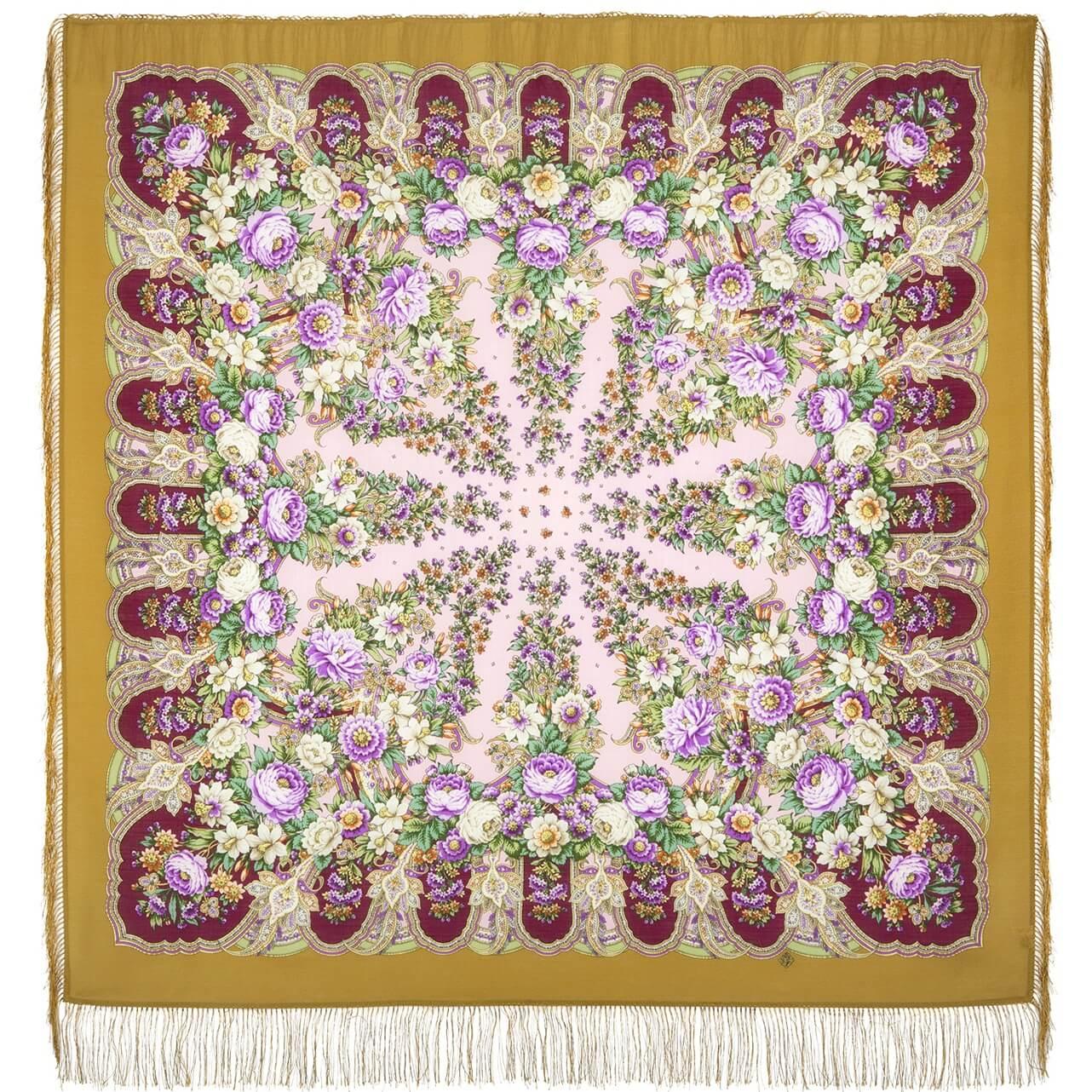 Платок «Лукоморье» 1555-1