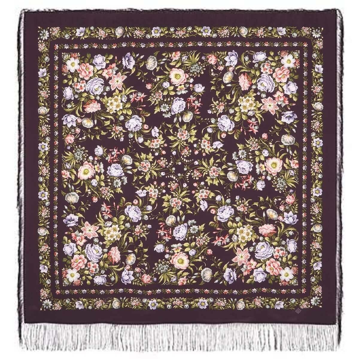 Платок «Цветущая весна» 1562-8
