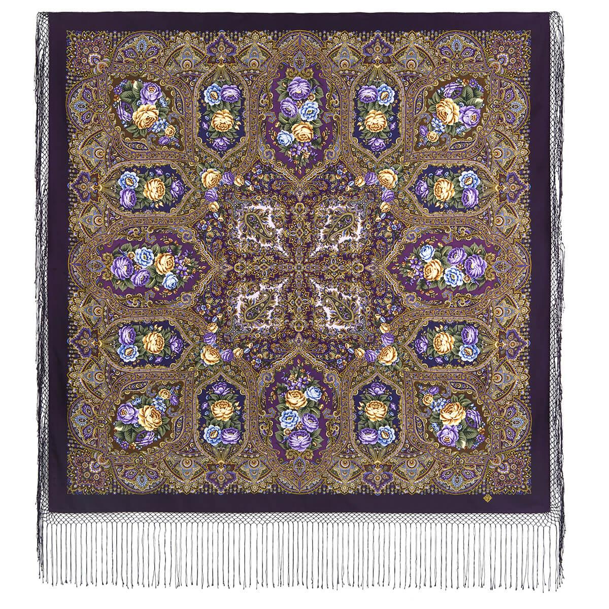 Шаль «Свет мой, зеркальце» 1815-15