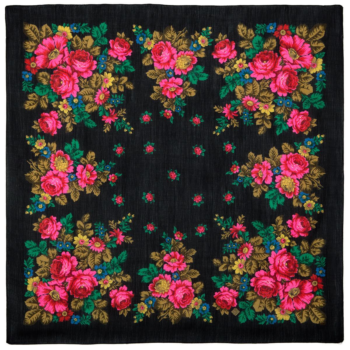 Платок «Солнечная тропинка» 1847-18
