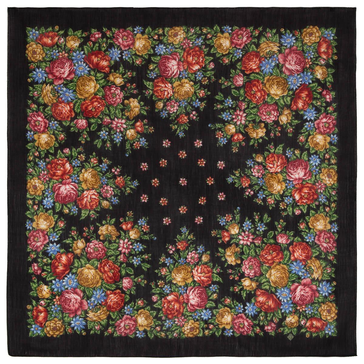 Платок «Цветы для души» 1870-18