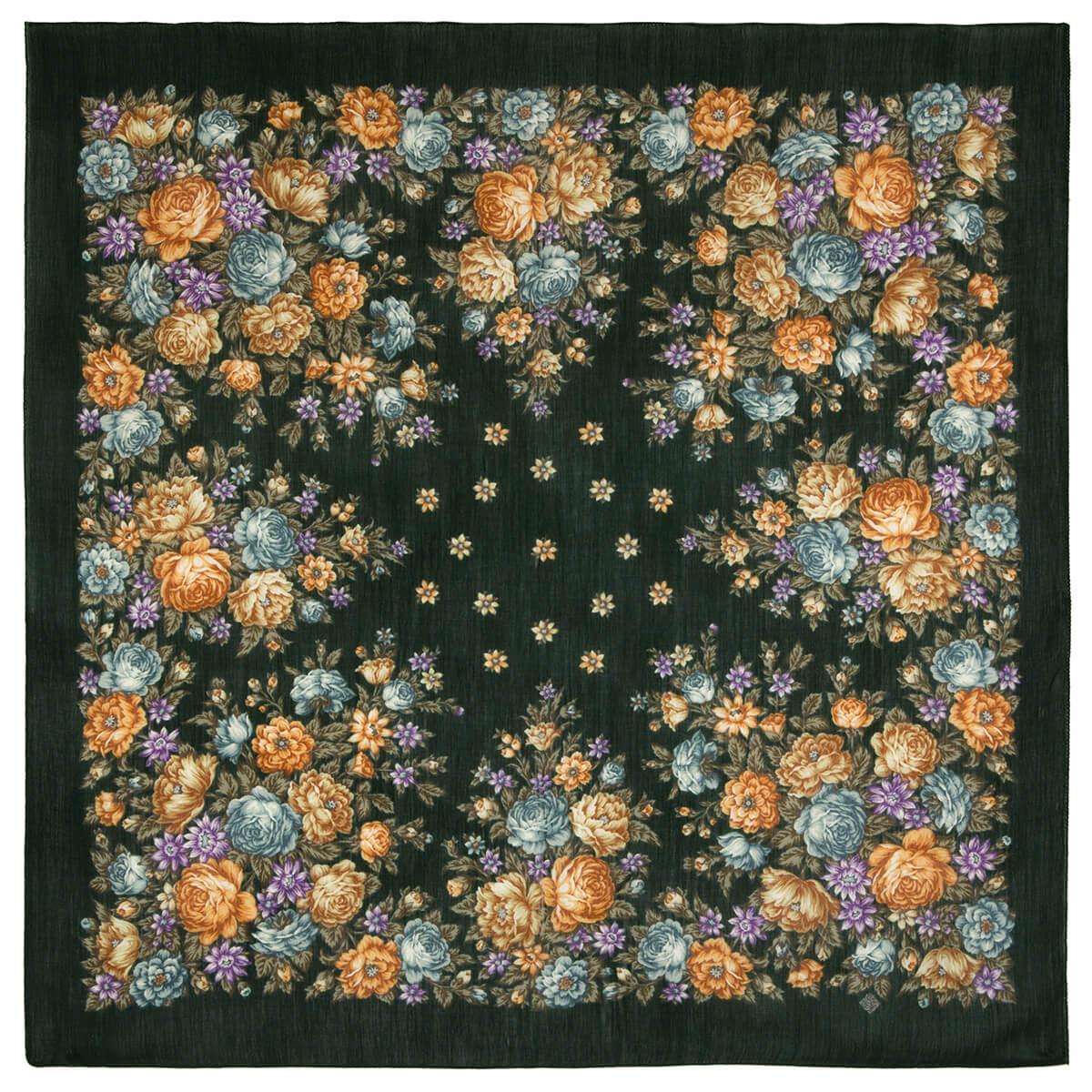 Платок «Цветы для души» 1870-9