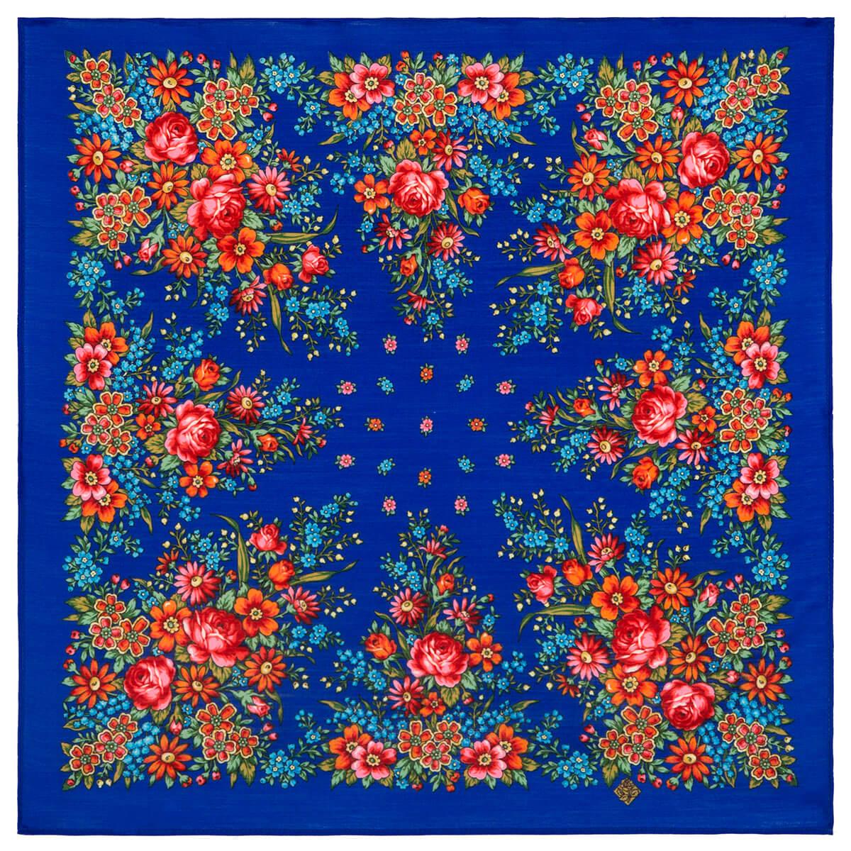 Платок «Мой садик» 1878-13