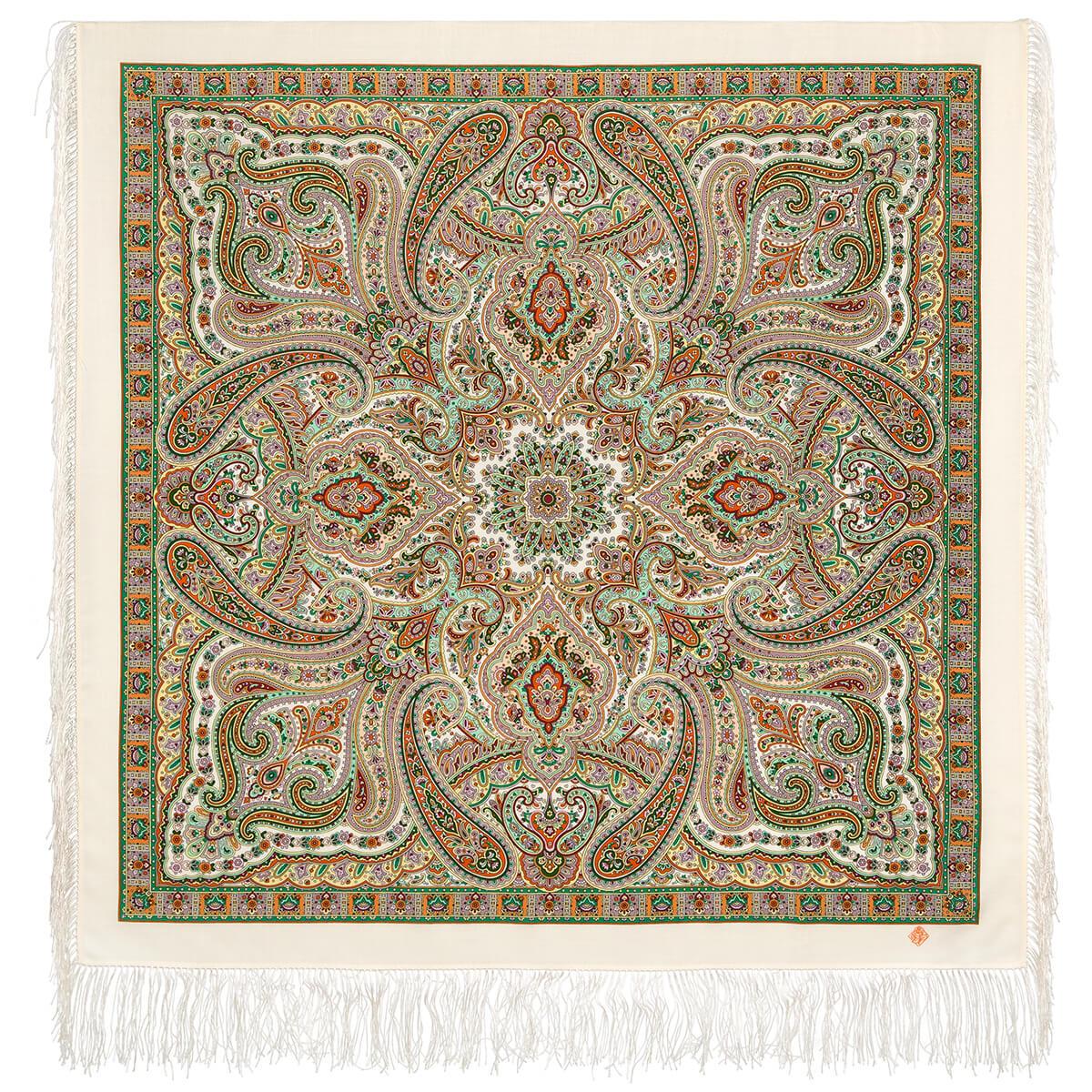 Платок «Шелковые травы» 1894-1