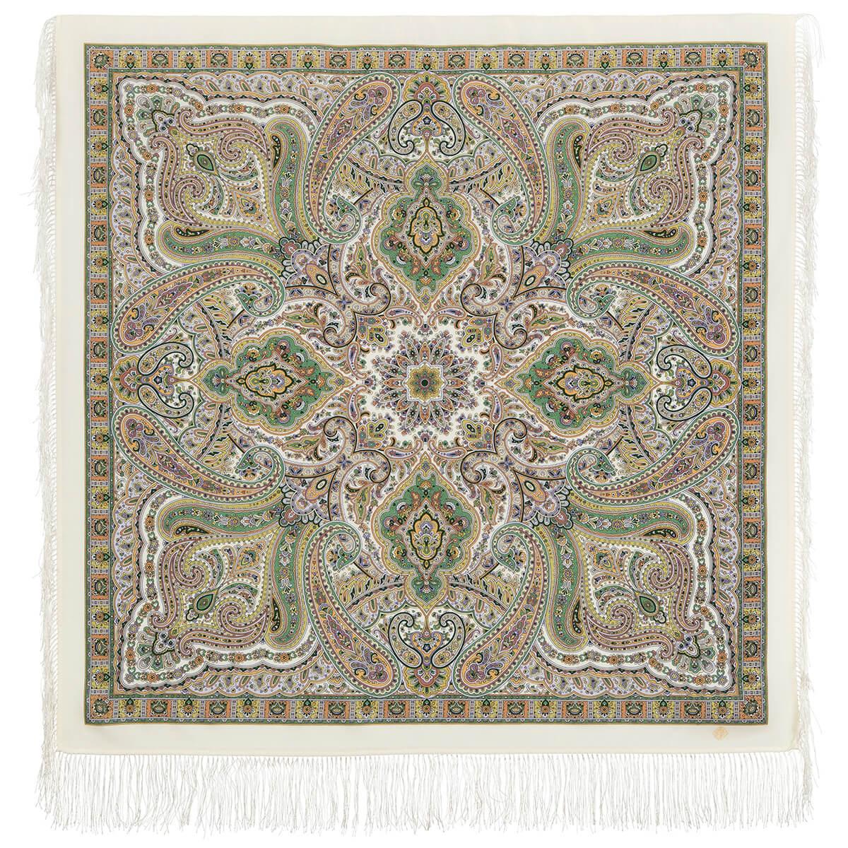Платок «Шелковые травы» 1894-2