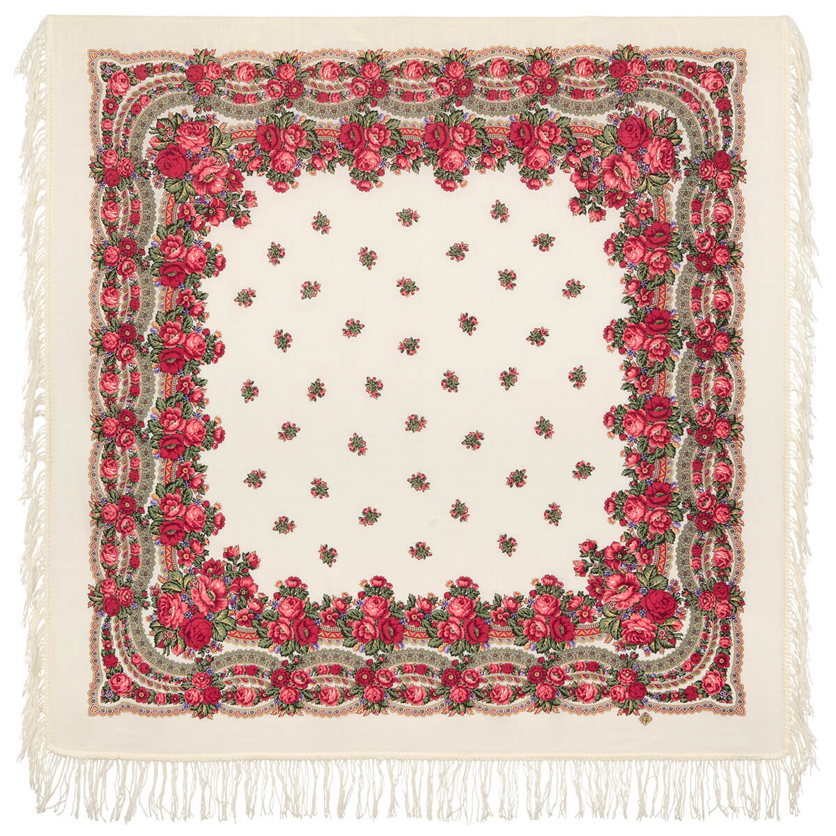 Платок «Розовый сад» 1901-1