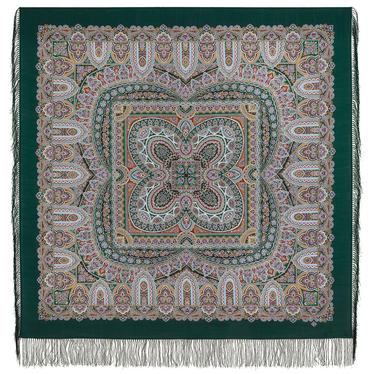 Платок «Пряничный домик» 1903-9