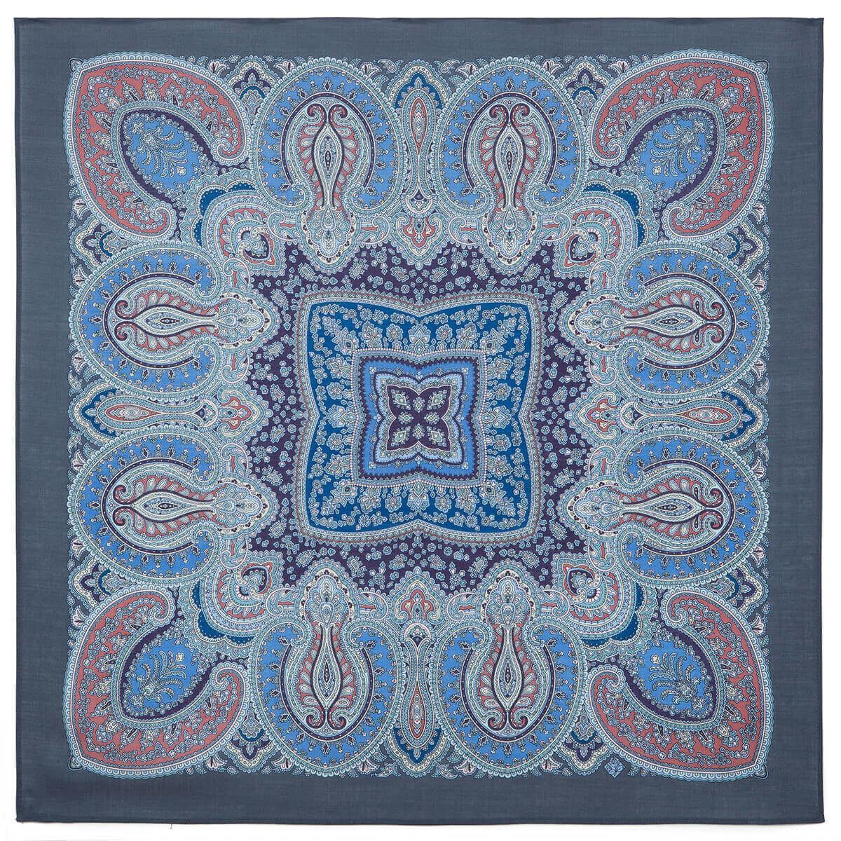 Платок «Восточная принцесса» 1908-1