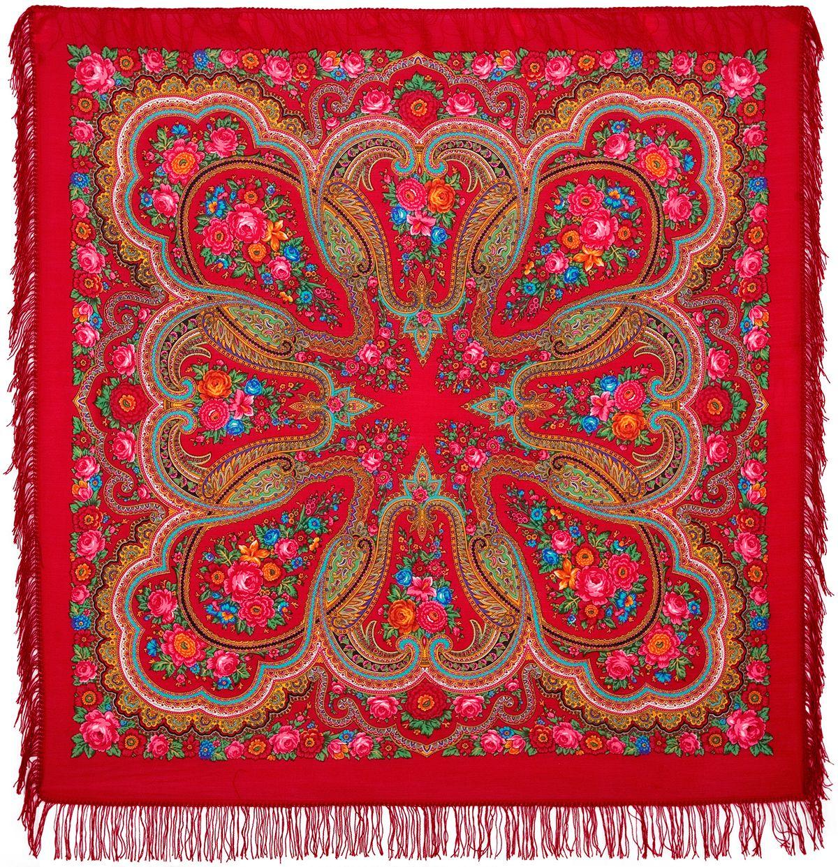 Платок «Любава» 1289-5