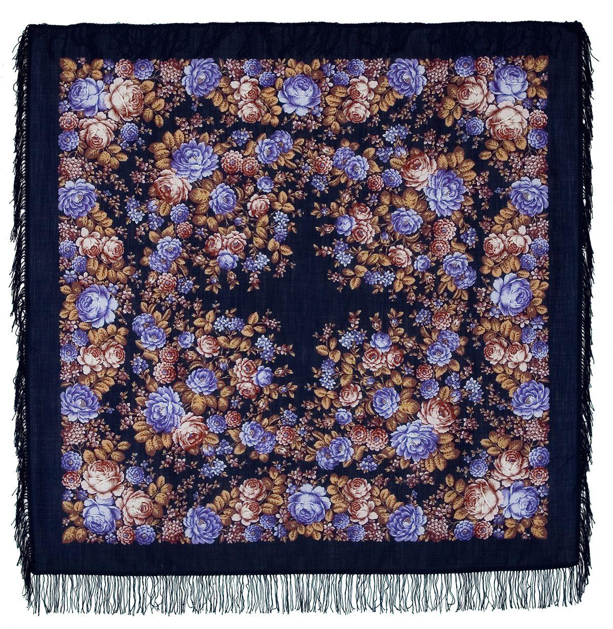 Платок «Цветочная сказка» 1458-14
