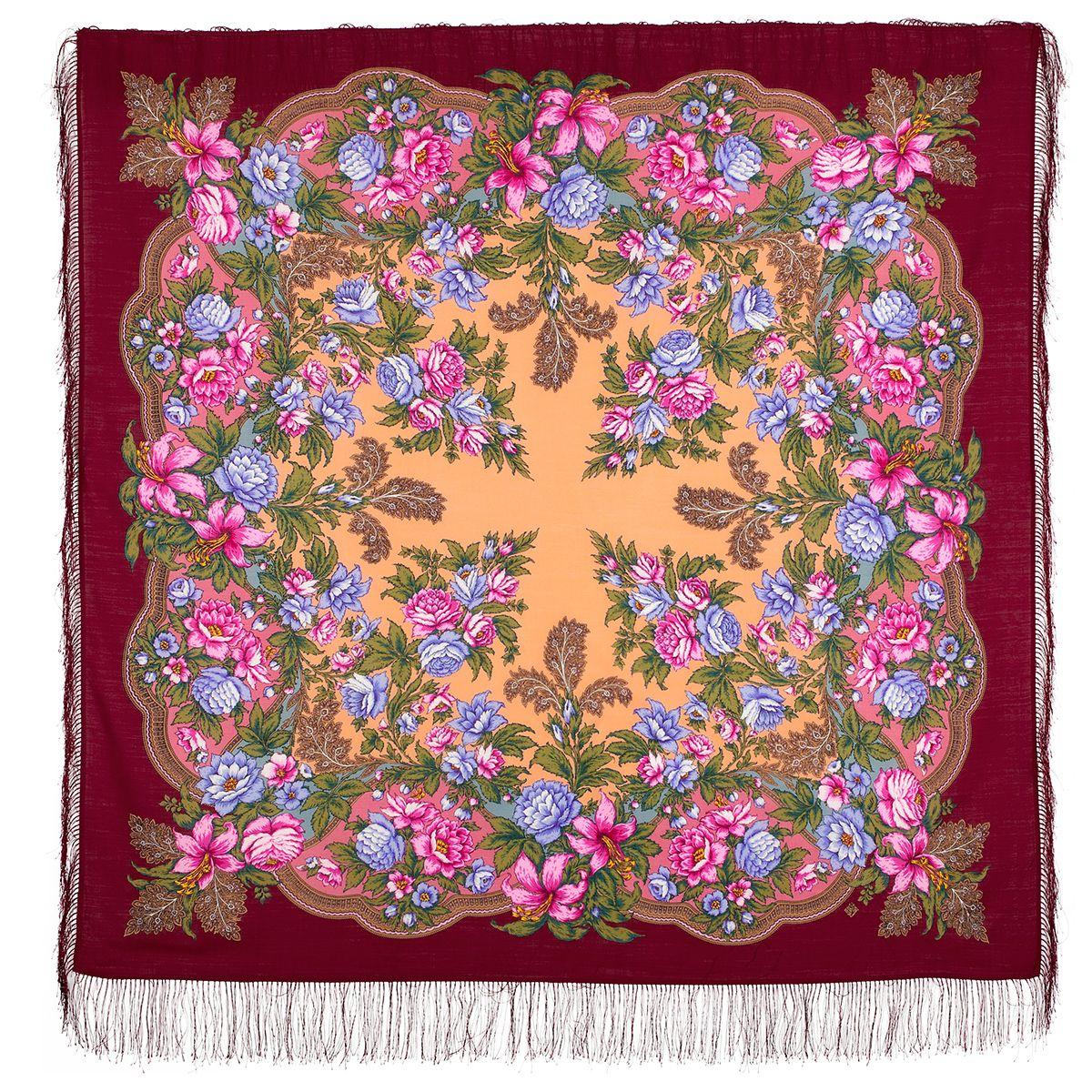 Платок «Пленительный июль» 1730-6