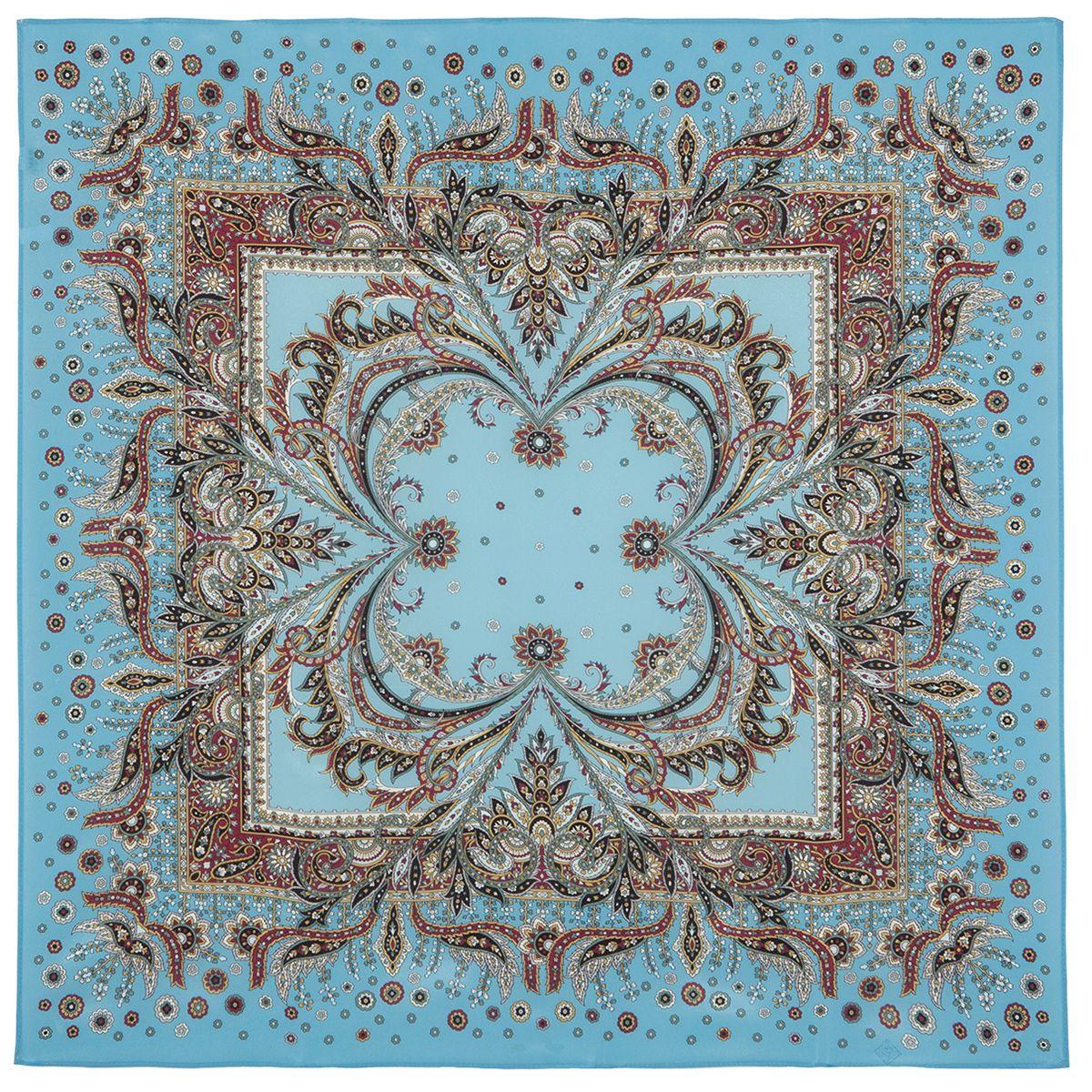 Платок «Коралловый бриз» 1603-13