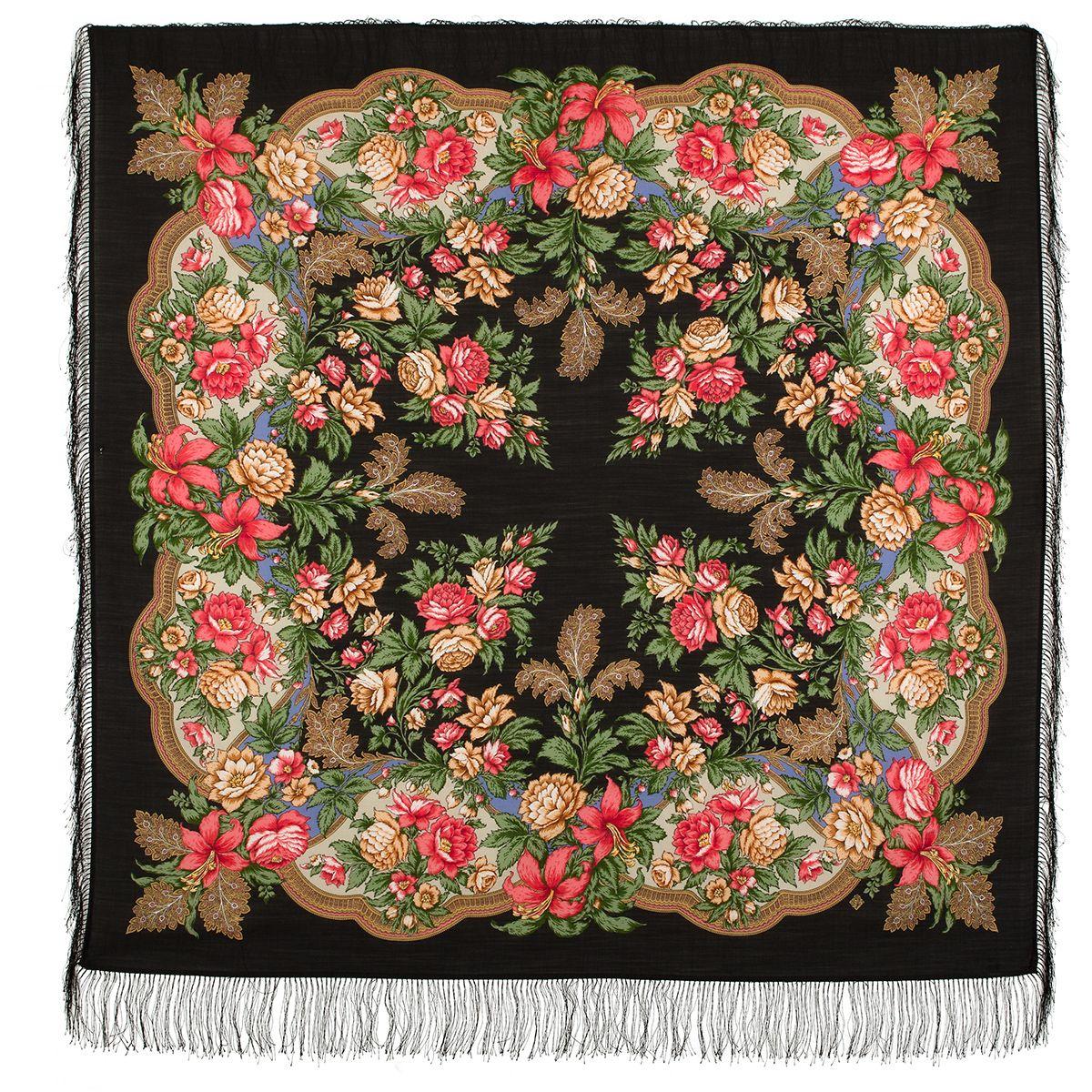 Платок «Пленительный июль» 1730-18