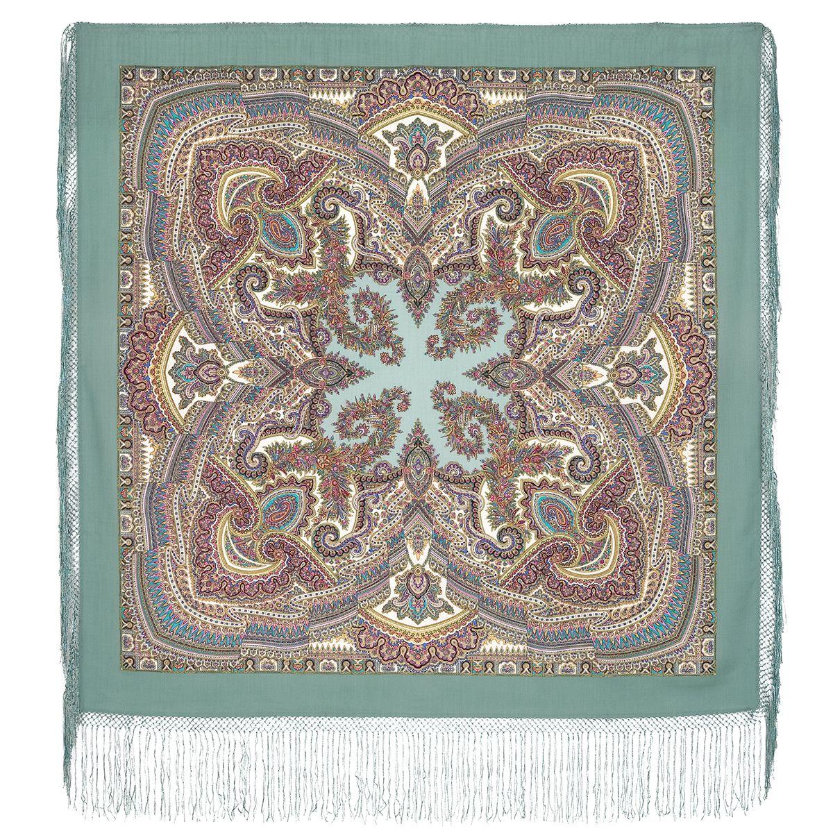 Шаль «Волшебный узор» 1290-3