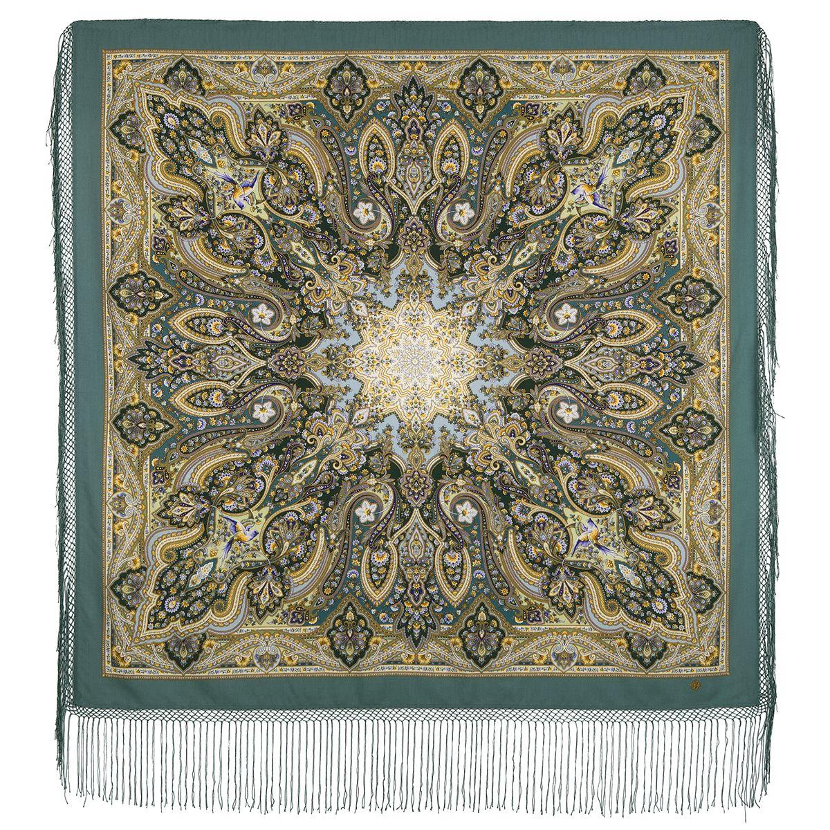 Шаль «Единственная» 1757-12