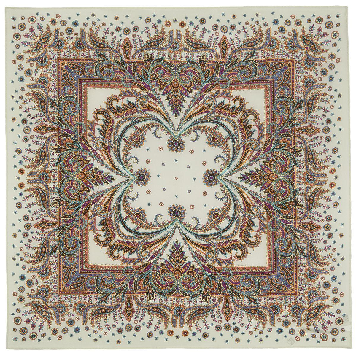 Платок «Коралловый бриз» 1603-1
