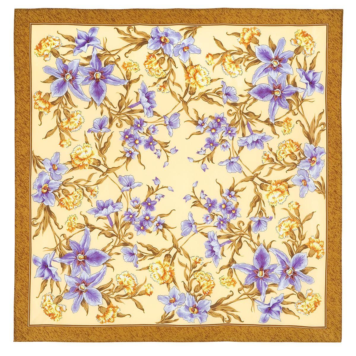 Платок «Аромат весны» 899-16