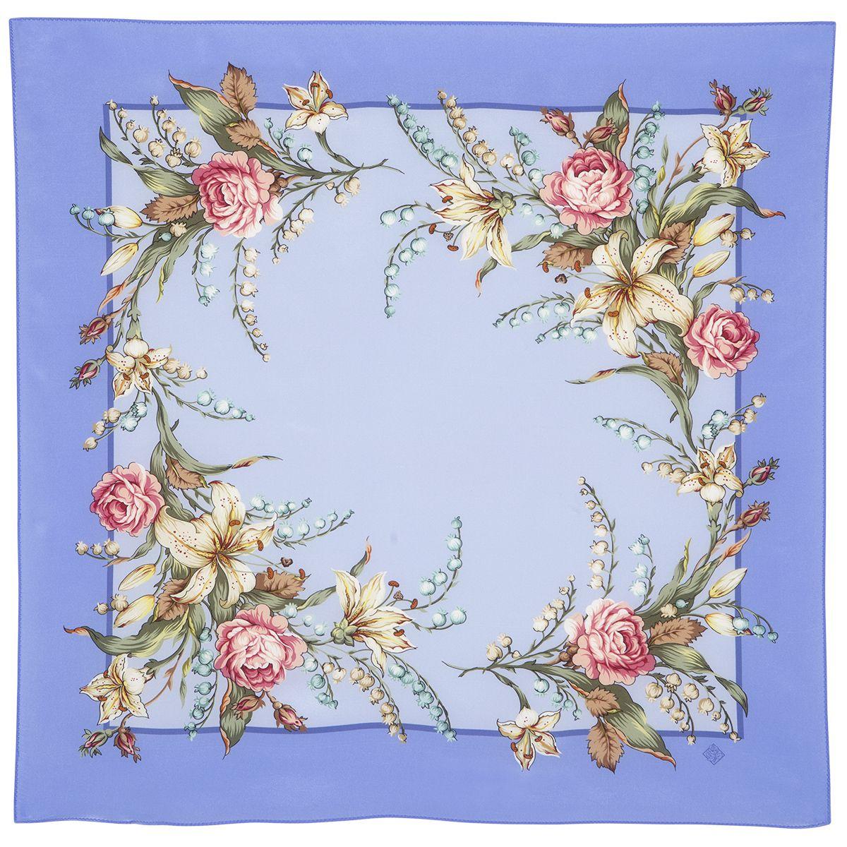 Платок «Летний ветерок» 1632-13