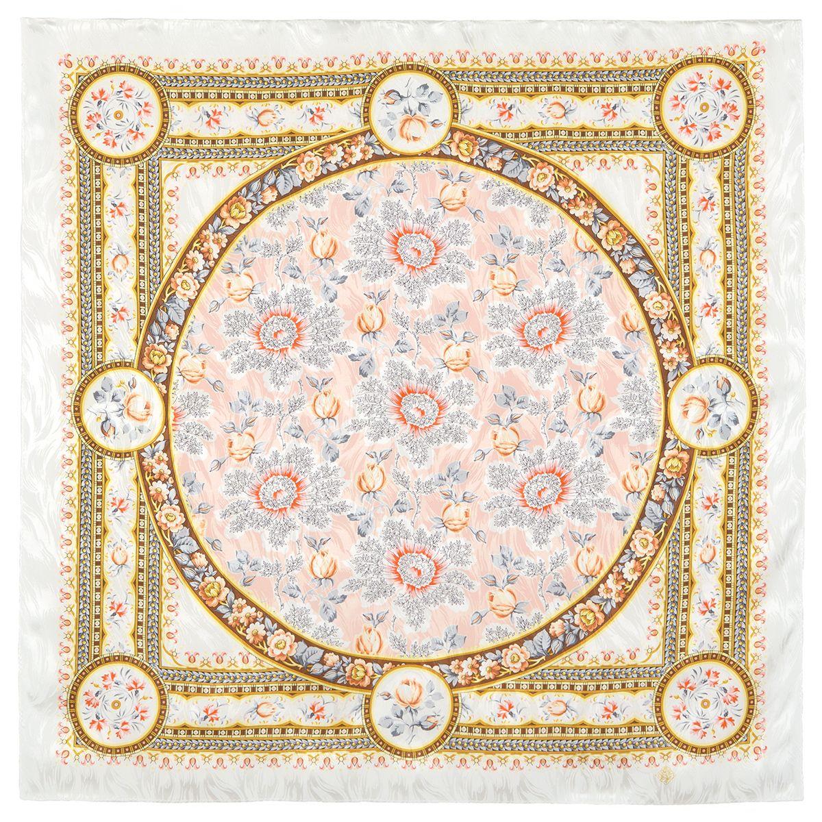 Платок «Северные цветы» 736-2