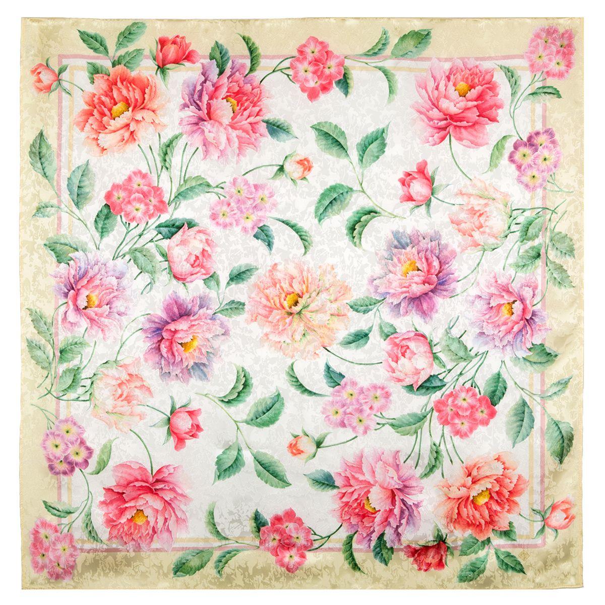 Платок «Весна в сердце» 10031-2