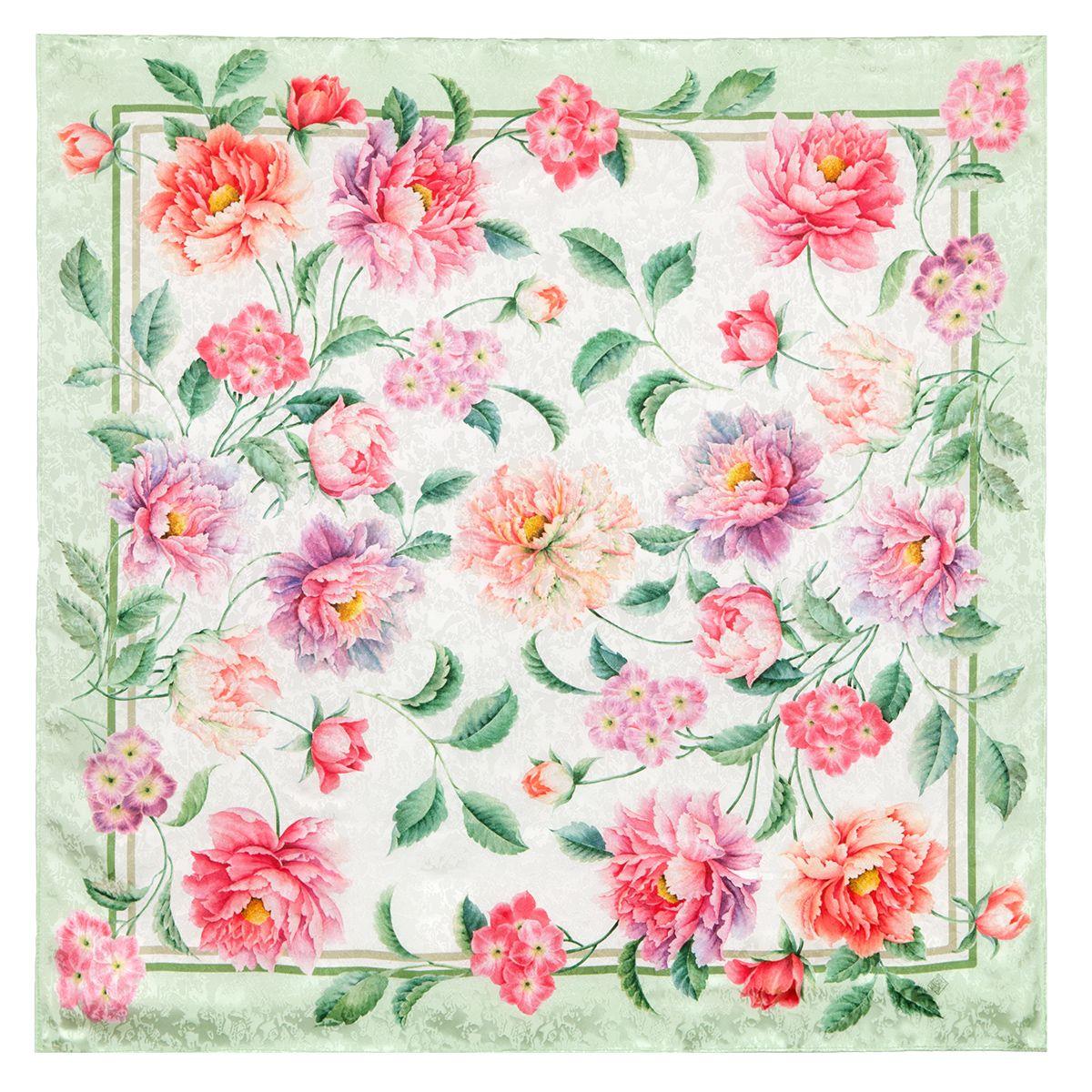 Платок «Весна в сердце» 10031-10