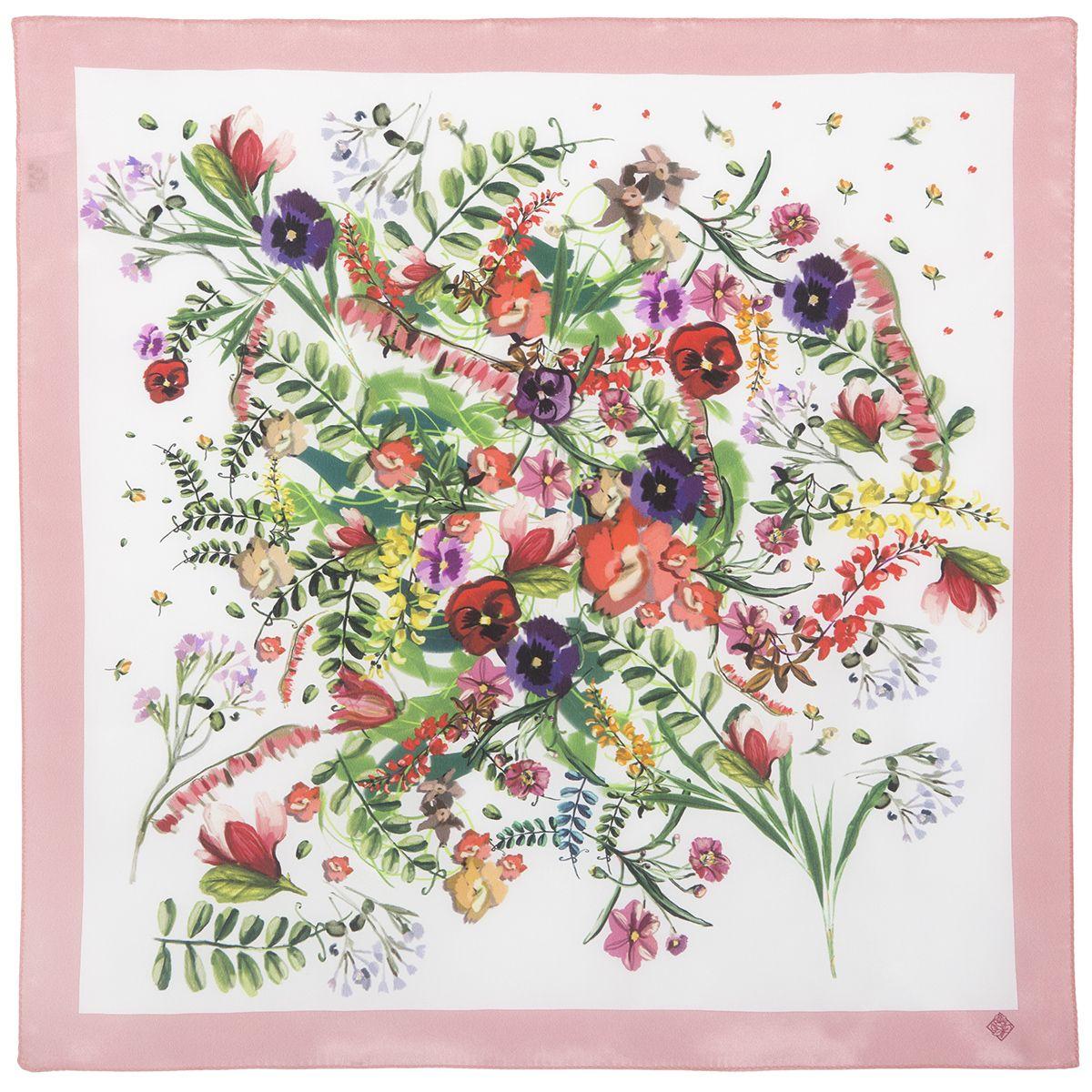 Платок «Любимая полянка» 10057-3