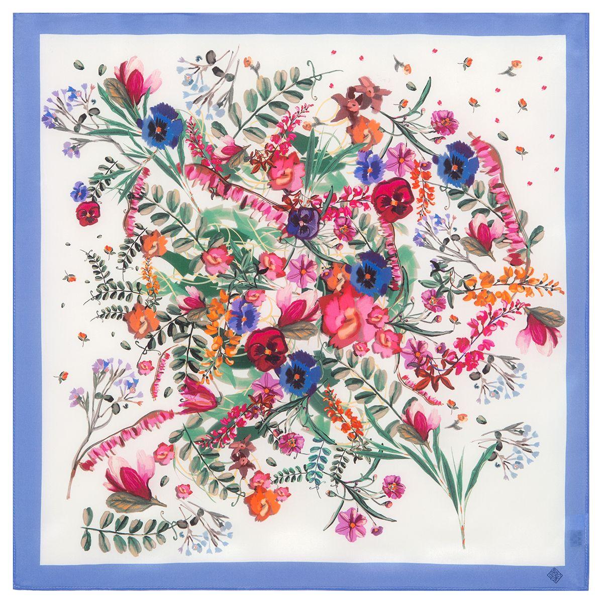Платок «Любимая полянка» 10057-13