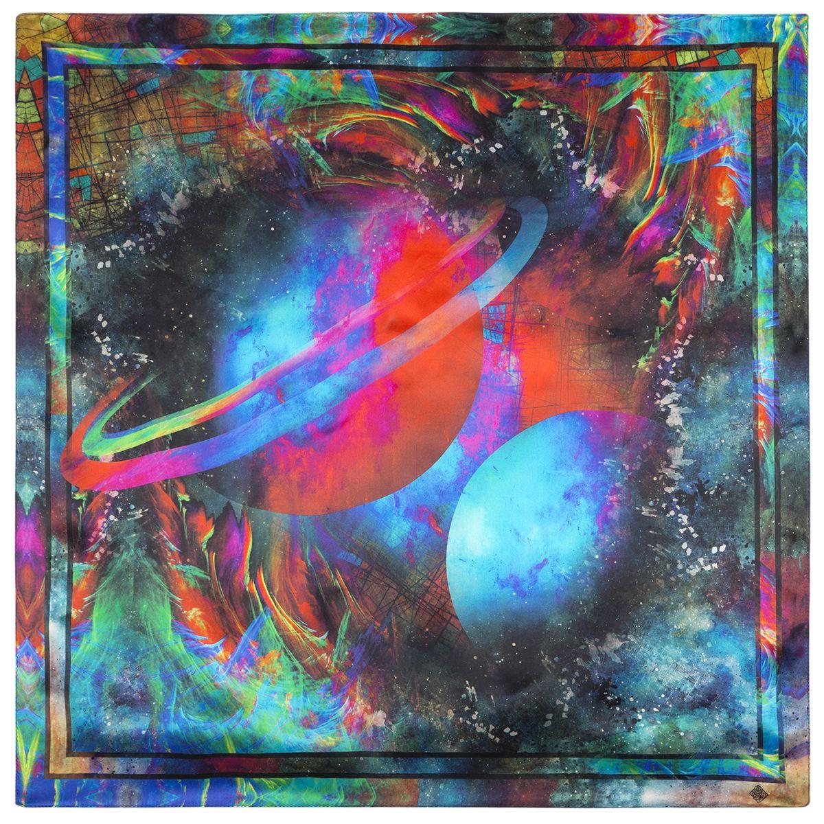 Платок «Космос»