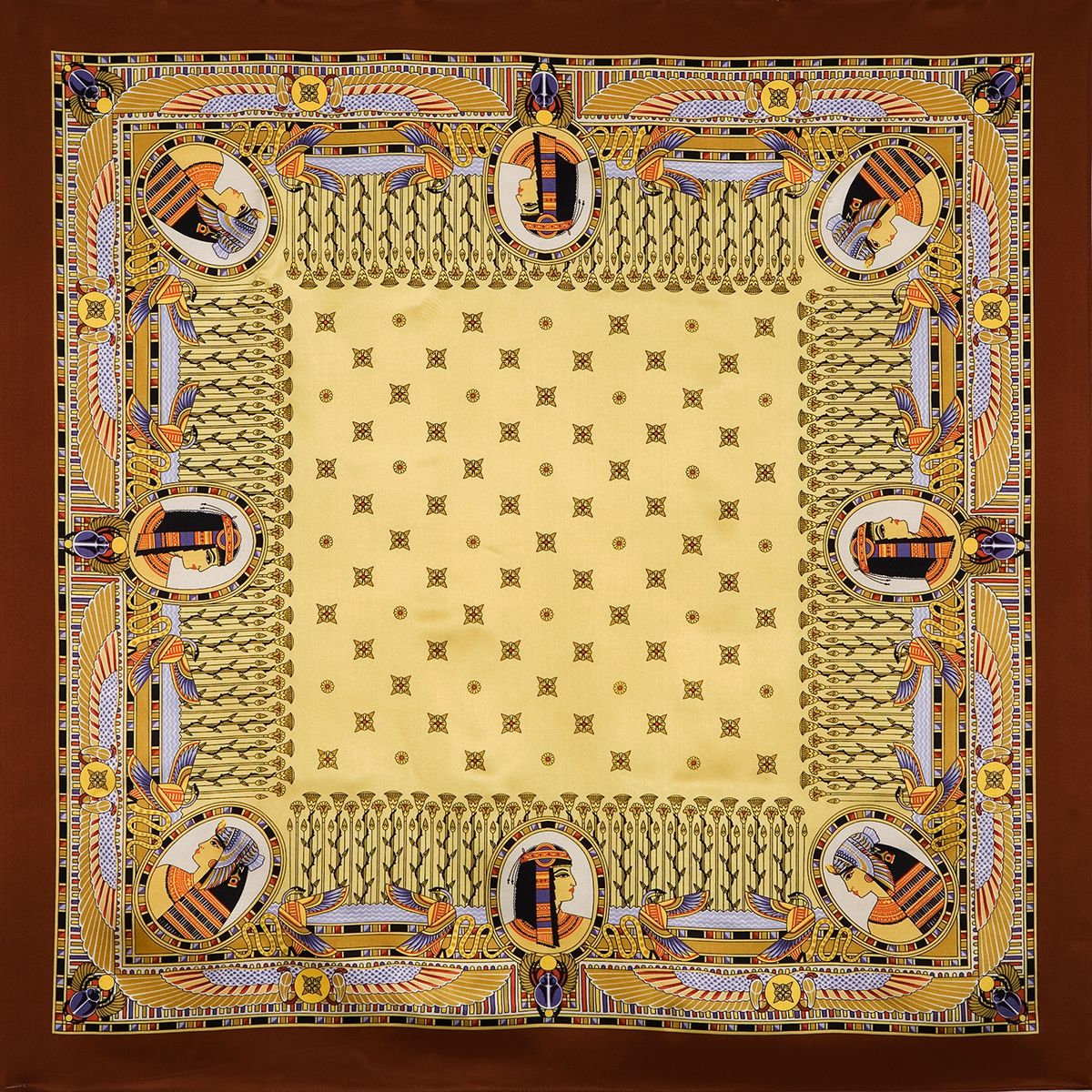 Платок «Скарабей» 1252-16