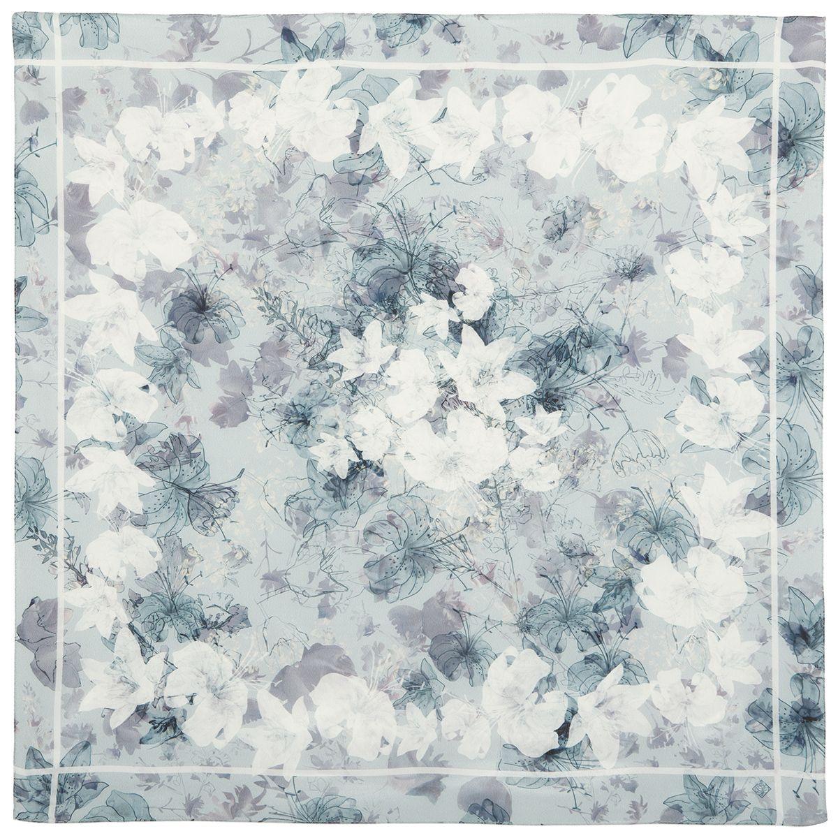 Платок «Прозрачное звучание» 10054-1