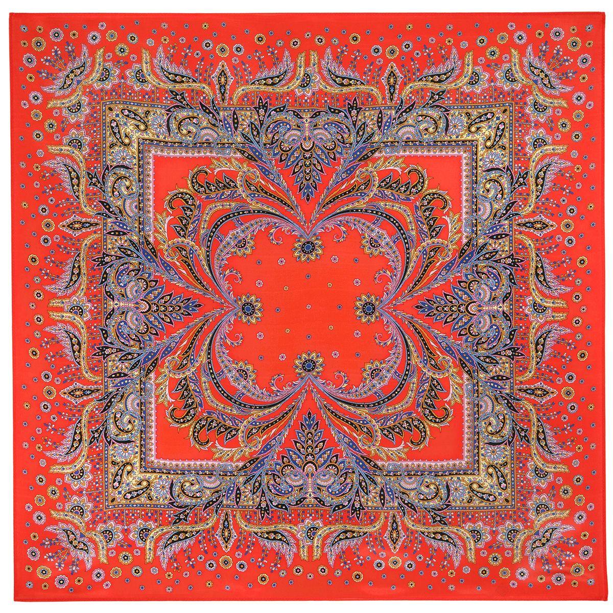 Платок «Коралловый бриз» 1603-4