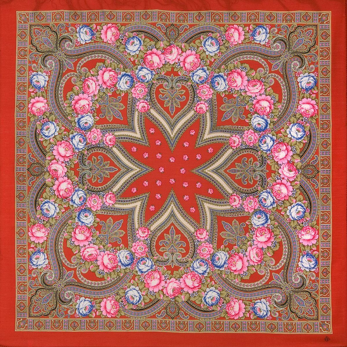 Платок «Купчиха» 1572-4