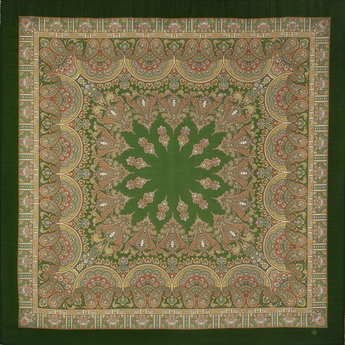 Платок «Волшебный танец» 1581-9