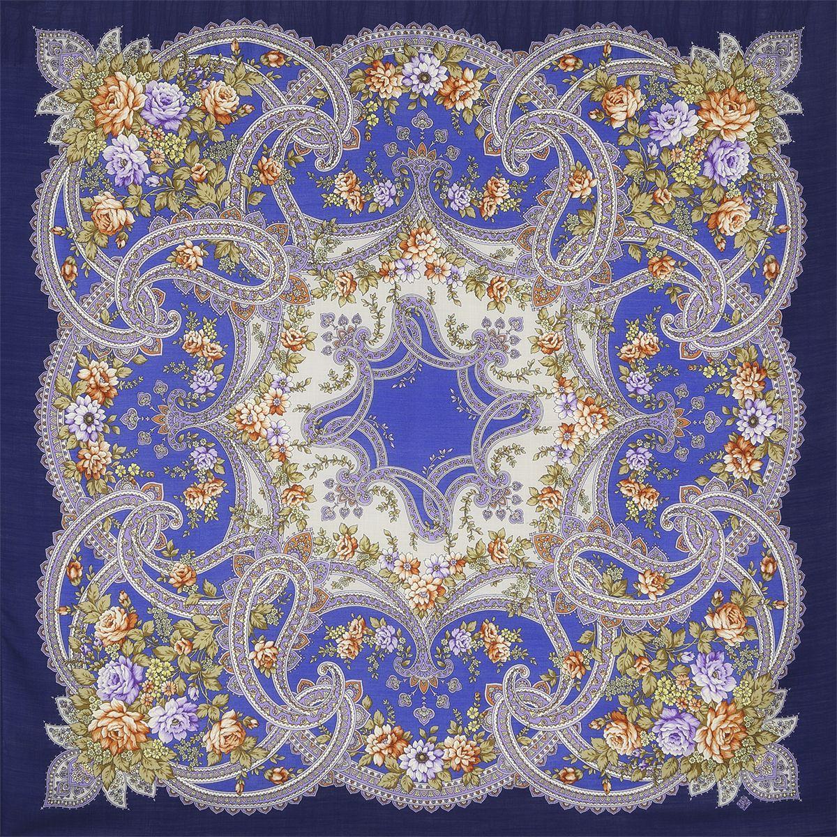Платок «Сказочные мотивы» 1580-14