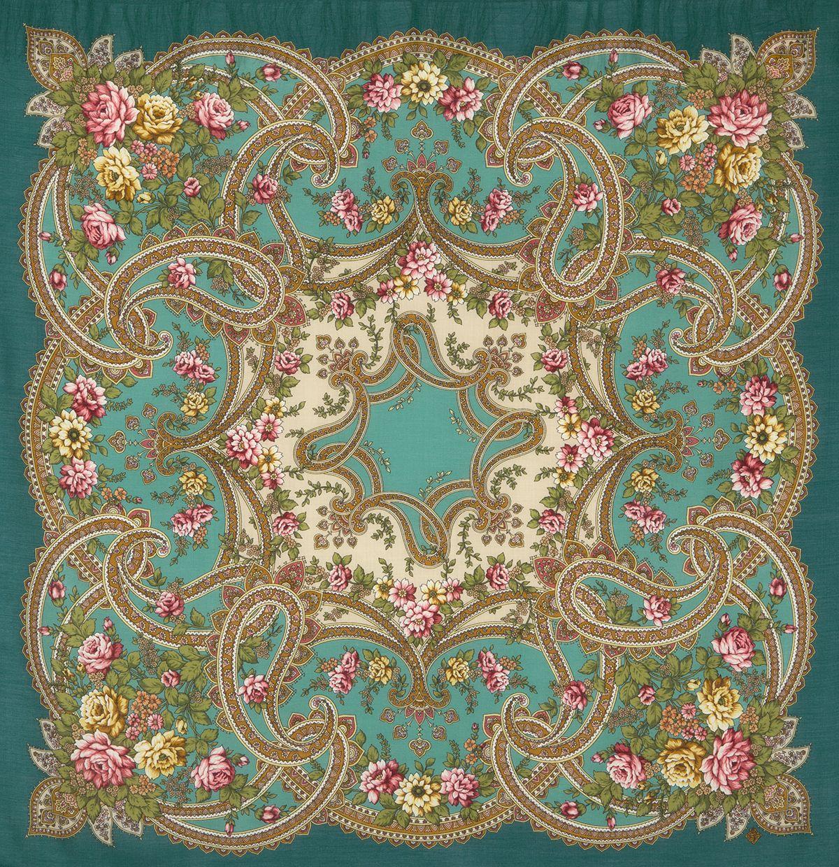 Платок «Сказочные мотивы» 1580-11