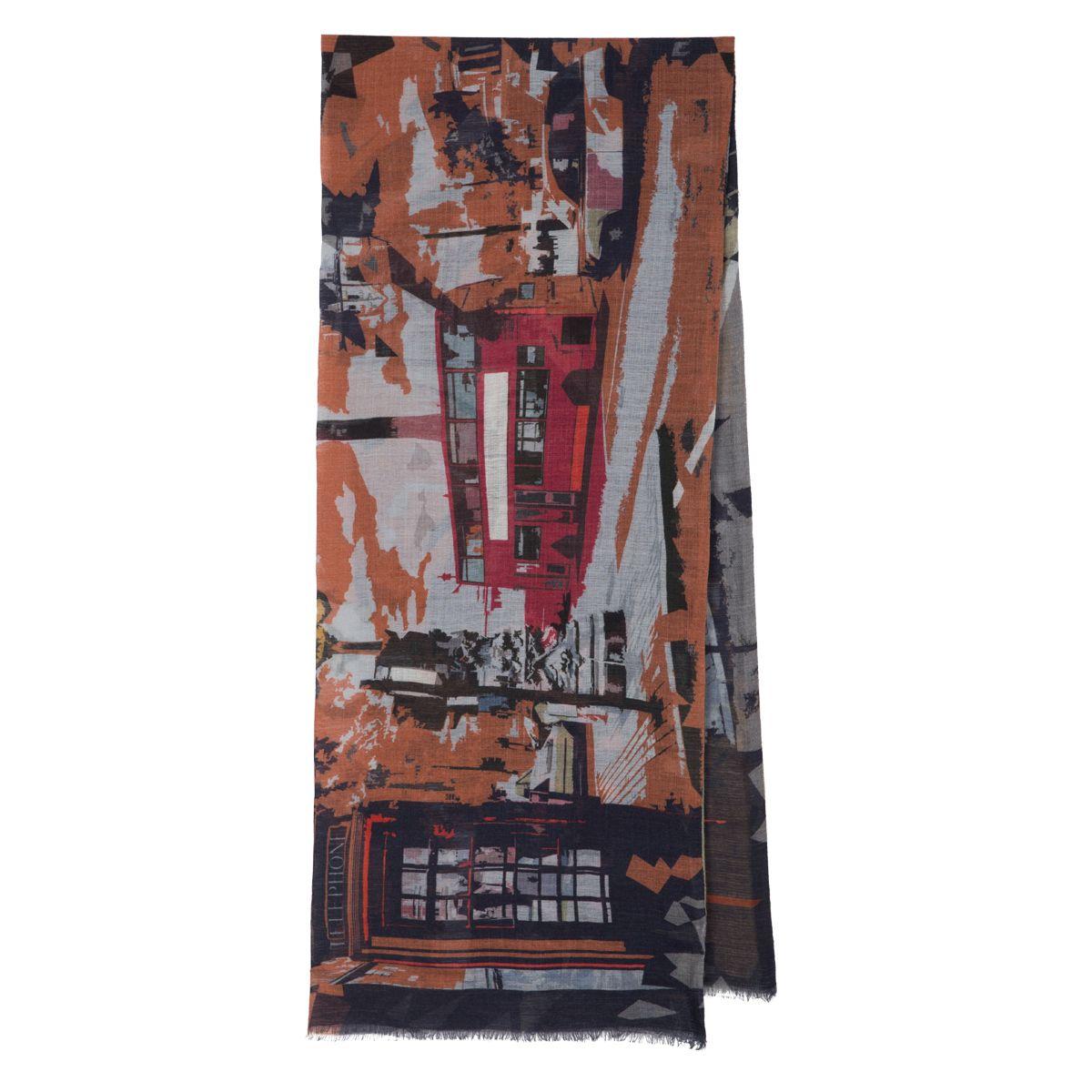 шарф «10376»