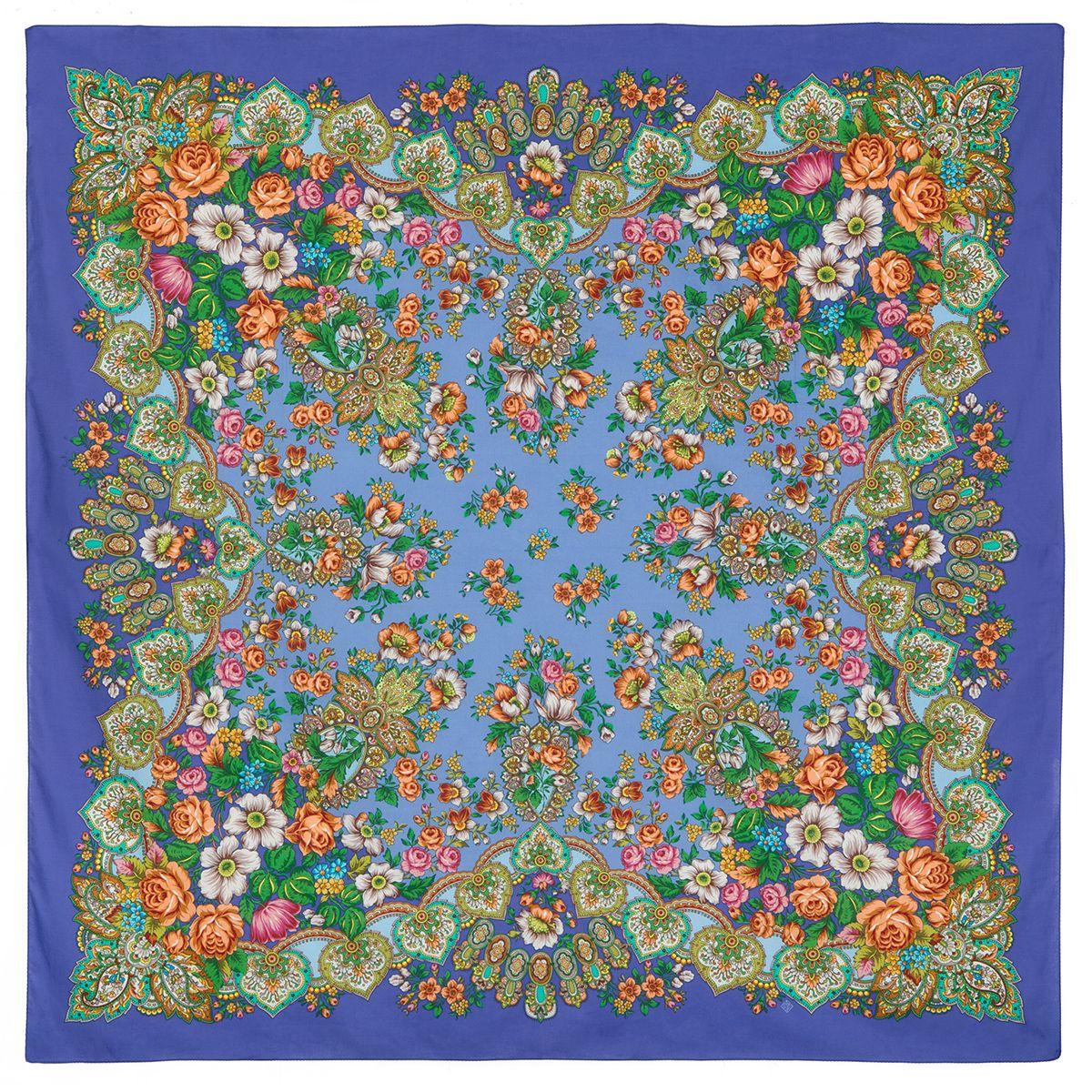 Шаль «Голубка» 679-14