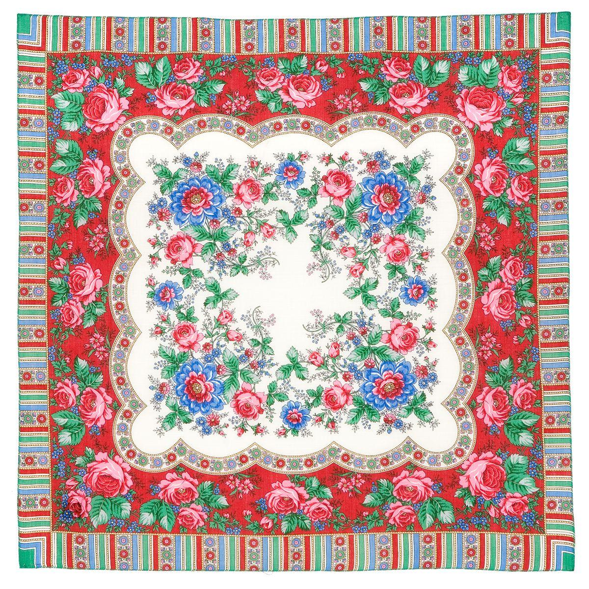 Платок «Алёнушка» 1347-1