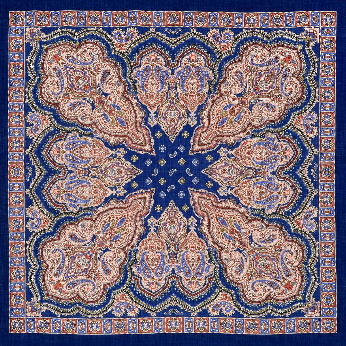 Платок «Искорка» 1077-13