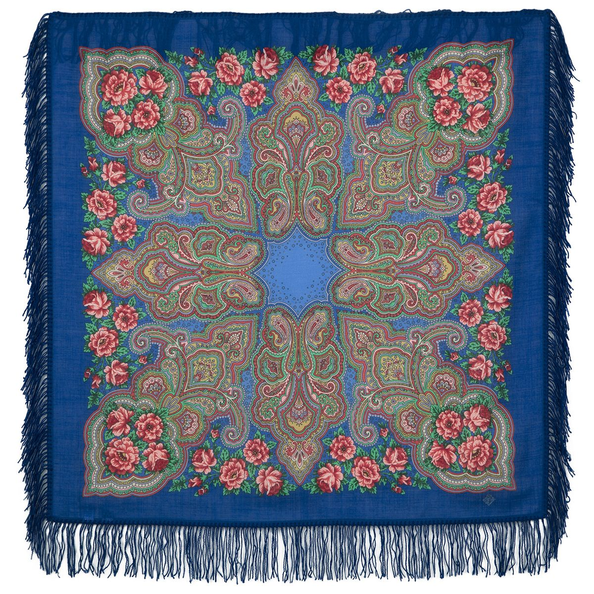 Платок «Камаринская» 1559-14