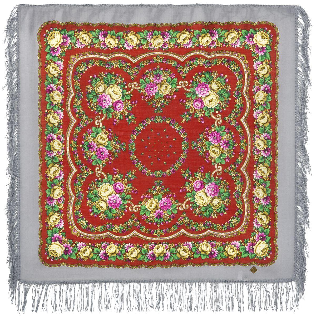 Платок «Цыганочка» 1579-2