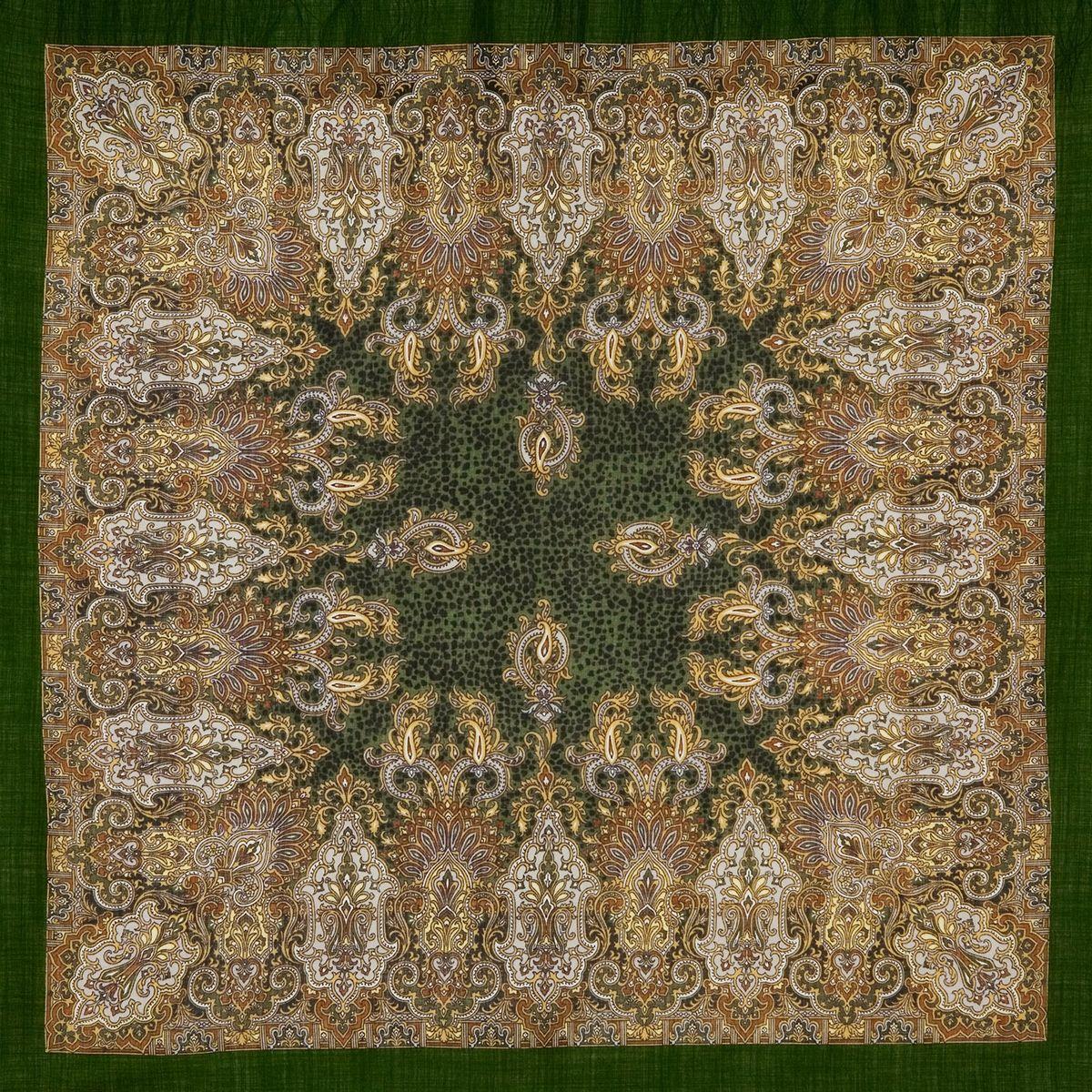 Платок «Сады Шираза» 855-10