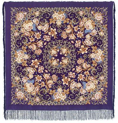 Платок «Королевский бал» 1470-13