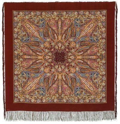 Платок «Жасмин» 1176-17